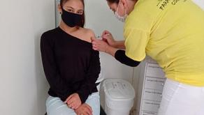 Erebango intensifica imunização contra a Covid-19