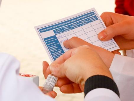 Mais de 95 milhões de brasileiros já estão imunizados contra o coronavírus