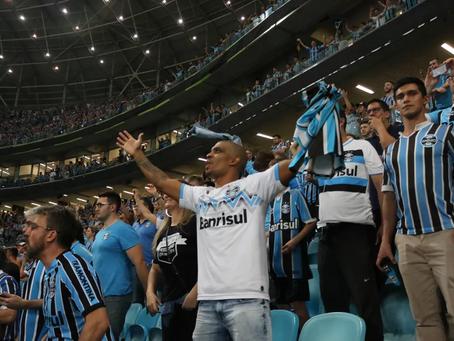 Grêmio se prepara para reencontrar 17 mil torcedores na Arena após 570 dias