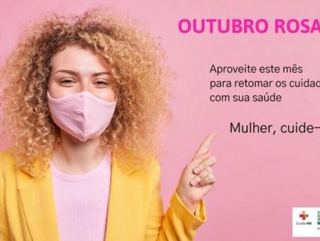 No Outubro Rosa, Secretaria da Saúde gaúcha lança cartilha para a retomada de atendimentos e exames