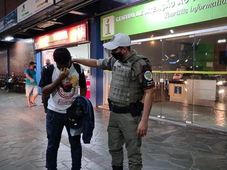 Jovem gaúcho vai a SP para ver namorada virtual, não a encontra e precisa ser resgatado pela polícia