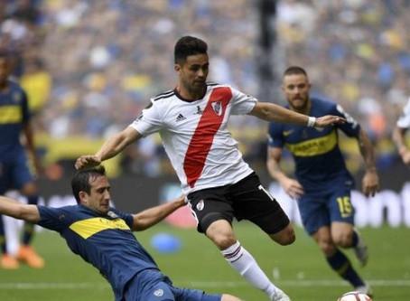 Argentina confirma volta do futebol após mais de sete meses