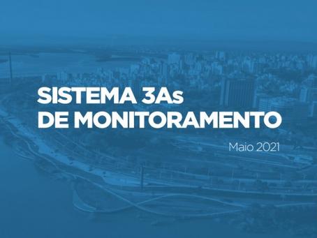 Governo do RS lança novo sistema de monitoramento da Covid-19