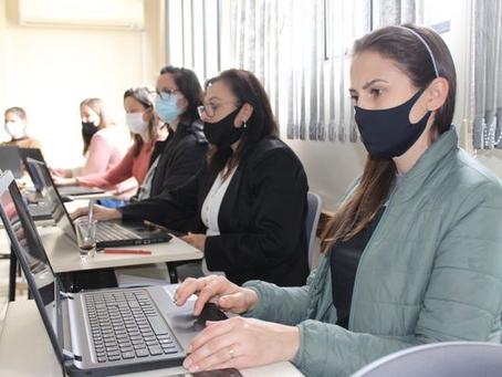 Governo de Ipiranga do Sul promove formação continuada para professores