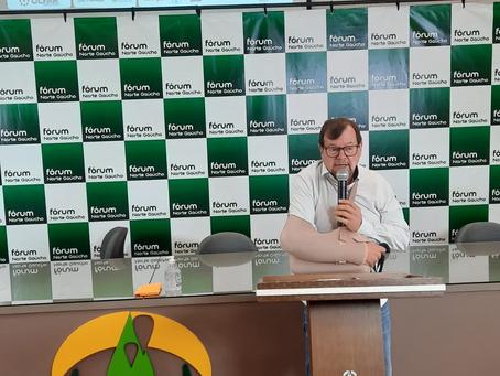 VIII Fórum Norte Gaúcho da Soja aconteceu na semana passada com avaliação positiva da organização