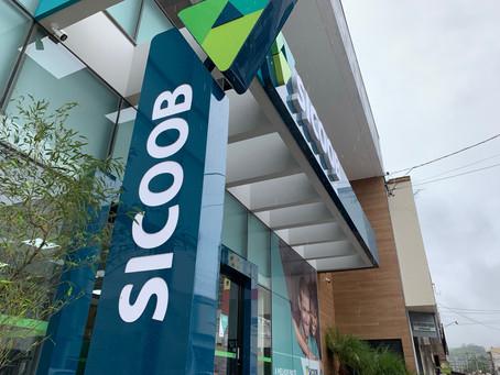 Inaugurada agência do Sicoob Crediauc em Getúlio Vargas