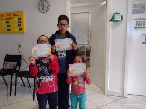 Mais de 90 crianças foram imunizadas no Dia D de Multivacinação em Getúlio Vargas