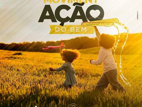 """OLHO VIVO   13/10/2021   Campanha """"MovimentAÇÃO do Bem"""" da Sicredi Sul Minas RS/MG"""