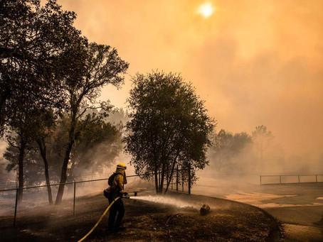 Setembro foi o mais quente da história, afirma serviço de mudança climática europeu