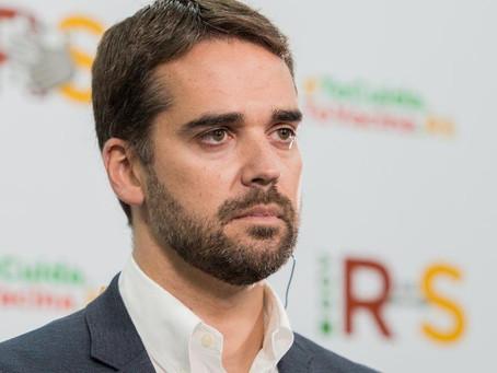 """Governador do RS rebate post de Bolsonaro no twitter: """"Precisamos de vacina e não de conflito"""""""