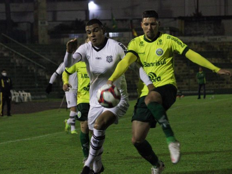 Ypiranga empata com o Figueirense pela Série C