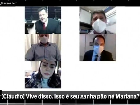 Em reação ao caso Mariana Ferrer, Câmara aprova projeto que pune ofensa a vítima durante julgamento