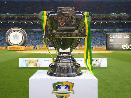 Grêmio vai à Bahia enfrentar o Vitória na noite desta terça-feira (27) pela Copa do Brasil