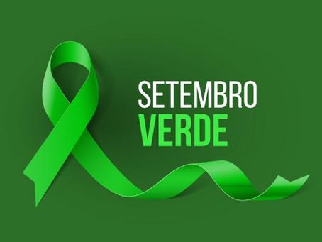 OLHO VIVO   27/09/2021   Setembro Verde - Campanha de Doação de Órgãos