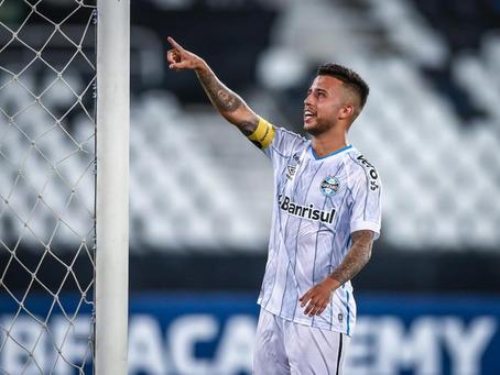 Oficial: Grêmio comunica transações de Matheus Henrique e Ruan para time italiano