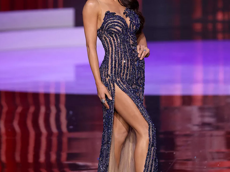 Gaúcha Julia Gama fica em 2º lugar no Miss Universo
