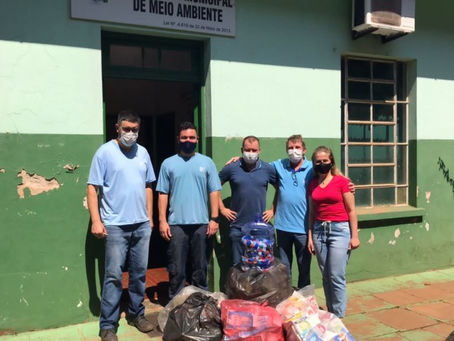 Unidade da Corsan adere ao Projeto Brasil Sem Frestas de Getúlio Vargas