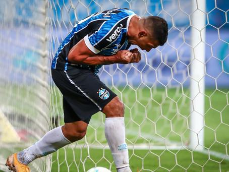 Copa do Brasil: Com gol de Diego Souza, Grêmio bate São Paulo