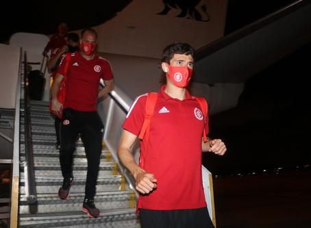 Rodrigo Dourado volta após 450 dias e inicia retomada gradual pelo Inter