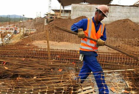 Obras iniciadas antes do dia 14 de agosto podem continuar nos municípios