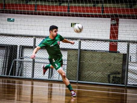 Atlântico se prepara para sua estreia na Liga Nacional de Futsal 2021