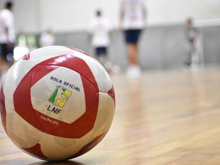 Jogos do Atlântico pela Liga Nacional de Futsal são adiados