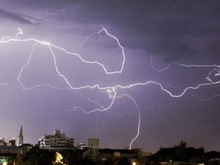 MetSul alerta para chuvas e temporais nos próximos dias no RS