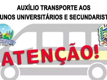 Inscrição para auxílio-transporte em Estação não tem data para ser retomada