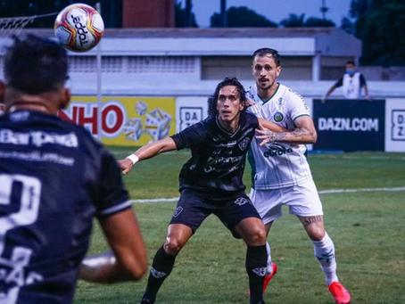 Ypiranga perde por 2 a 1 para o Paysandu pela Série C