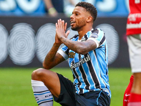 FC Dallas, time de Bressan, ex-Grêmio, tem interesse no atacante André, segundo rádio