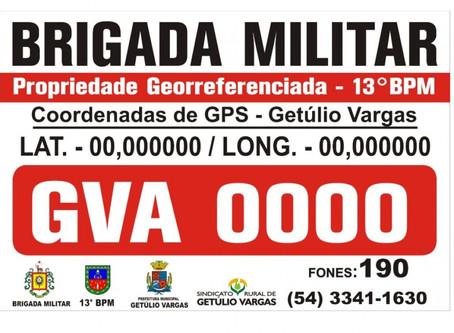 Sindicato Rural de Getúlio Vargas reitera importância do georreferenciamento nas propriedades rurais