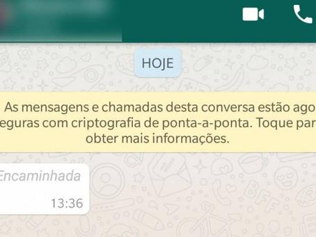 #Tecnologia | WhatsApp promove mudança no app para evitar proliferação de fake news