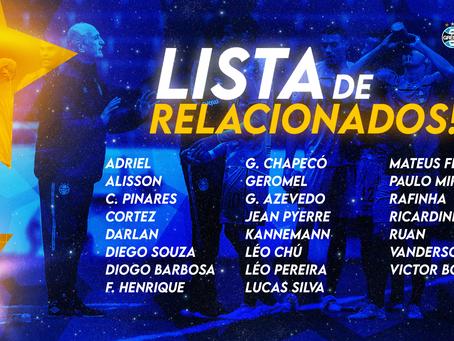 Escalação do Grêmio: Douglas Costa segue fora após treinar, e Felipão pode repetir time