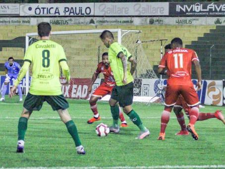 Ypiranga estreia com derrota na segunda fase da Série C