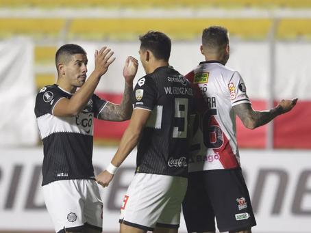 Olimpia vence Always Ready com gol nos acréscimos e embola grupo do Inter na Libertadores