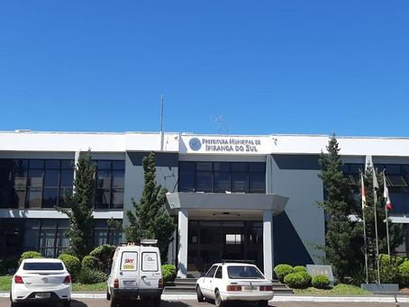 Prédio da Prefeitura de Ipiranga do Sul é revitalizado