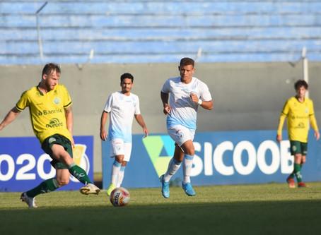 Ypiranga perde para o Londrina pela Série C