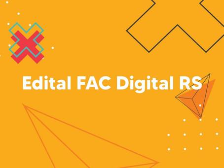 Governo do RS disponibiliza cerca de R$ 3 milhões para projetos culturais que gerem conteúdo digital