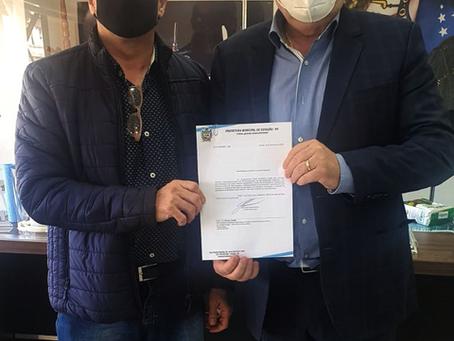Prefeitura de Estação recebe R$ 150 mil de Emenda Parlamentar para serem destinados à saúde
