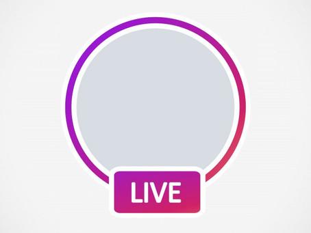 Instagram permite que usuário assista Live pelo computador