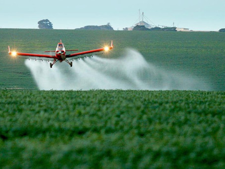 2020 registra recorde de liberação de agrotóxicos para uso na agricultura brasileira