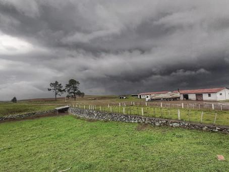 Pode chover de maneira expressiva no Norte do RS nos próximos dias