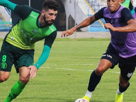 Ypiranga joga bem mas perde no primeiro amistoso de pré-temporada