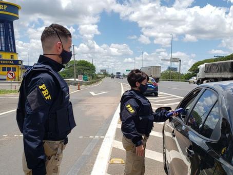 PRF inicia Operação Rodovida 2020/2021 no Rio Grande do Sul
