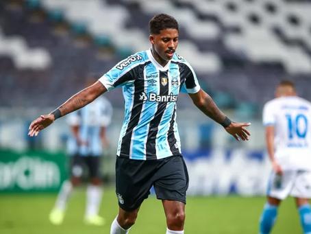 Grêmio recusa proposta da Espanha pelo meia-atacante Jean Pyerre