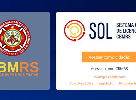Bombeiros do RS lançam Sistema Online de Licenciamento para PPCIs na forma completa