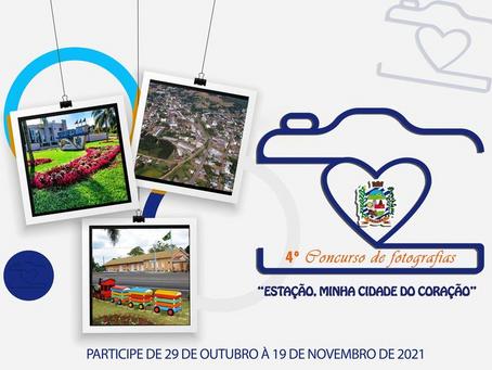 Prefeitura de Estação lança concurso de fotografia