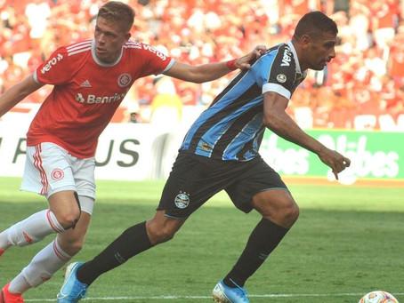Diego Souza e mais dois funcionários do Grêmio testam positivo para Covid-19