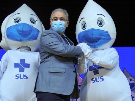 Covid-19: após um ano do início da pandemia, Ministério lança campanha sobre prevenção e vacinação