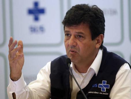 Ministro da Saúde já avisou à equipe que espera ser demitido ainda nesta semana
